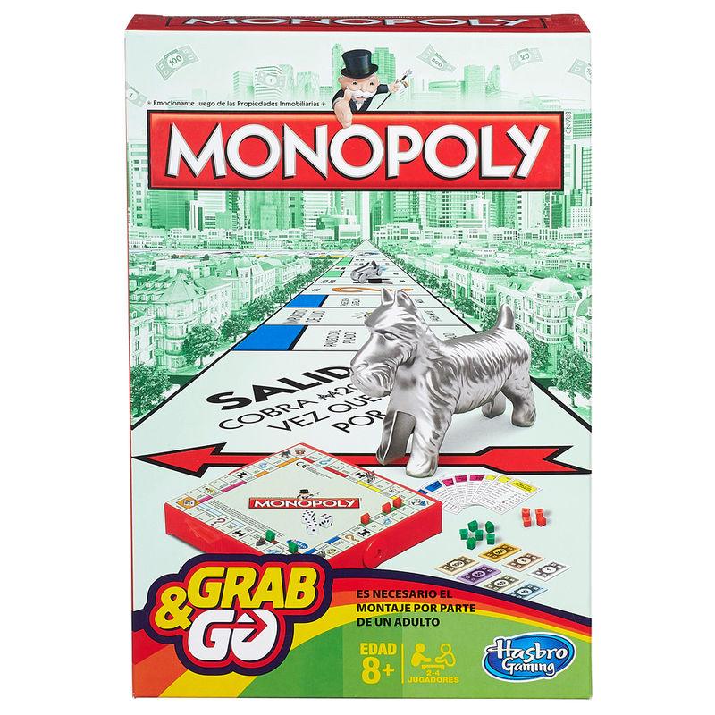 Juego Monopoly Viaje 5010994867713