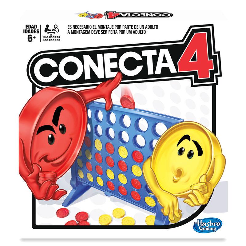 Juego de Mesa Conecta 4 By Hasbro