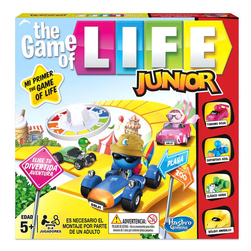 Juego de la Vida Junior