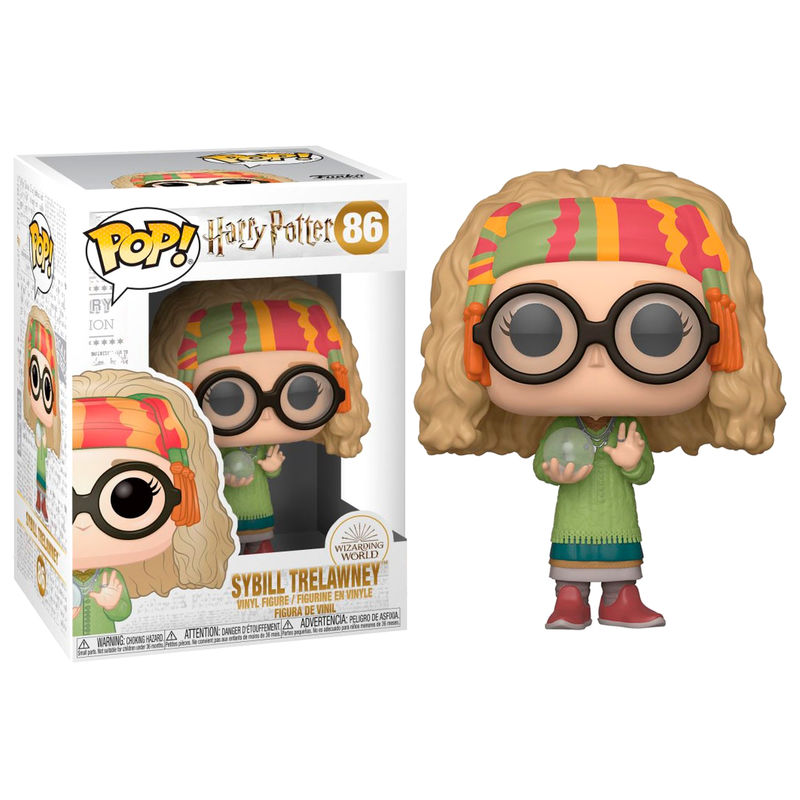 Funko POP Harry Potter Sybill Trelawney