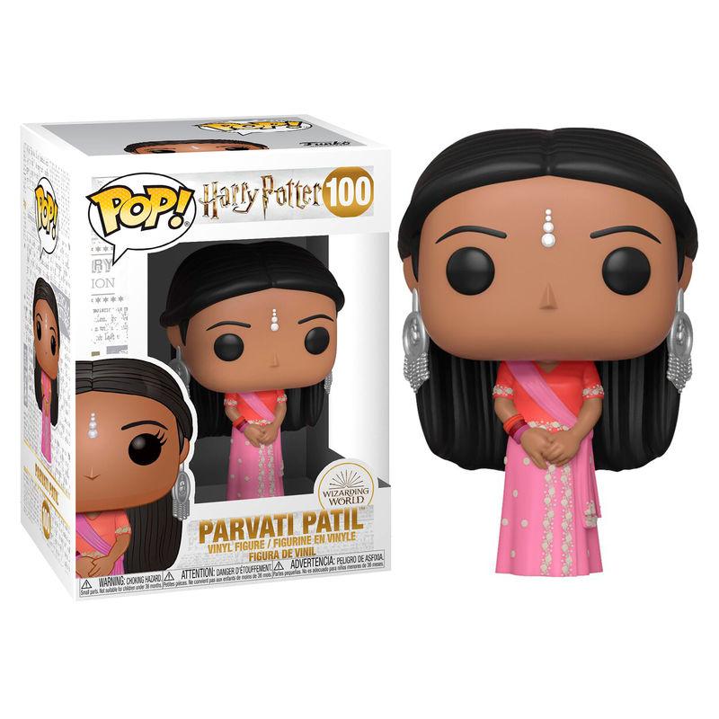 Funko POP o Figura POP Harry Potter Parvati Patil Yule