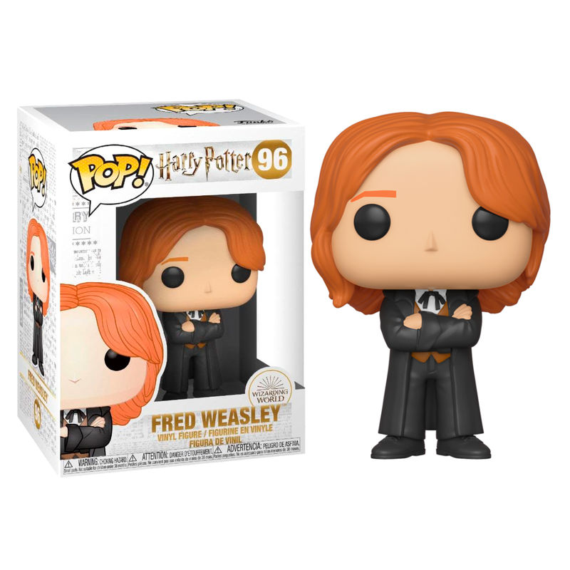 Funko POP o Figura POP Harry Potter Fred Weasley Yule