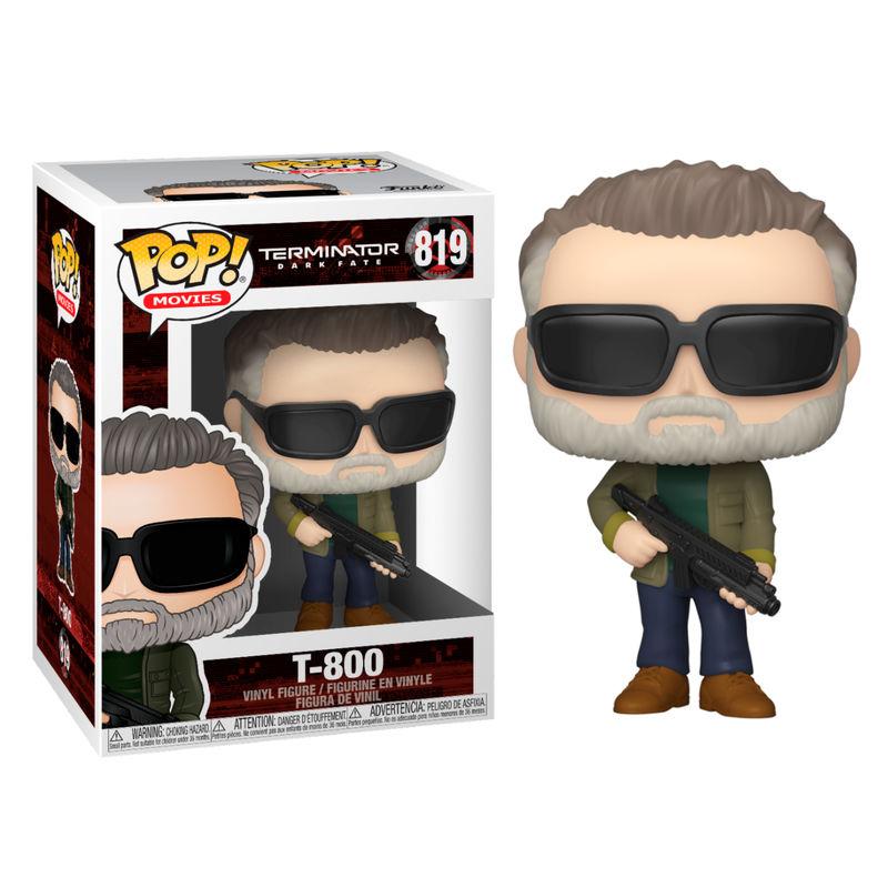 Figura POP o Funko POP Terminator Dark Fate T-800