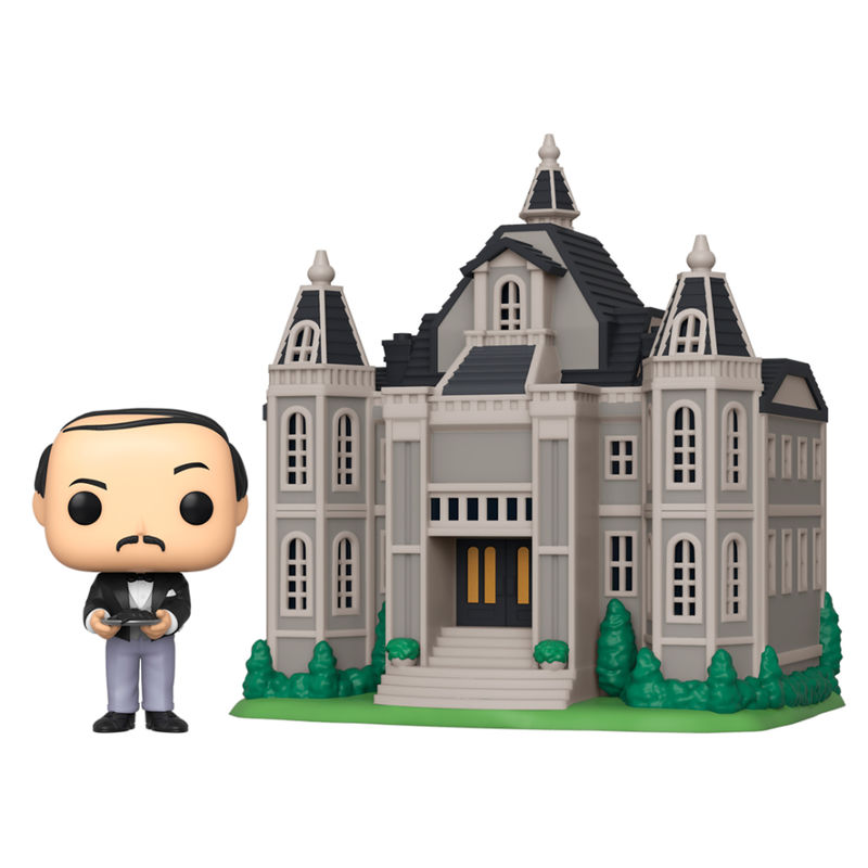Funko POP o Figura POP DC Comics Batman 80th Wayne Manor with Alfred