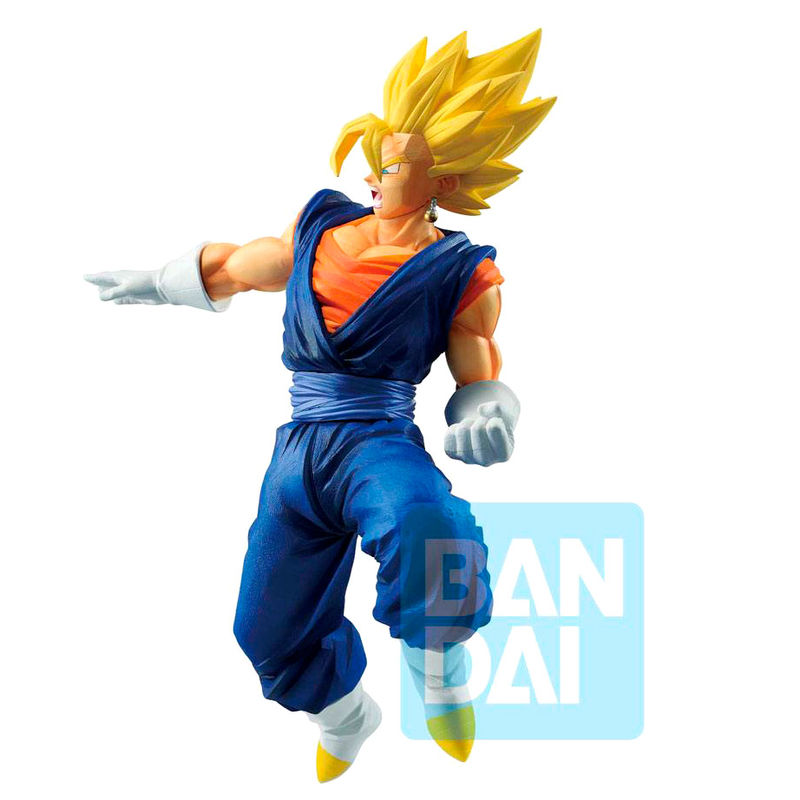 Figura Ichibansho Vegito Dokkan Battle Dragon Ball Z 18cm By Banpresto