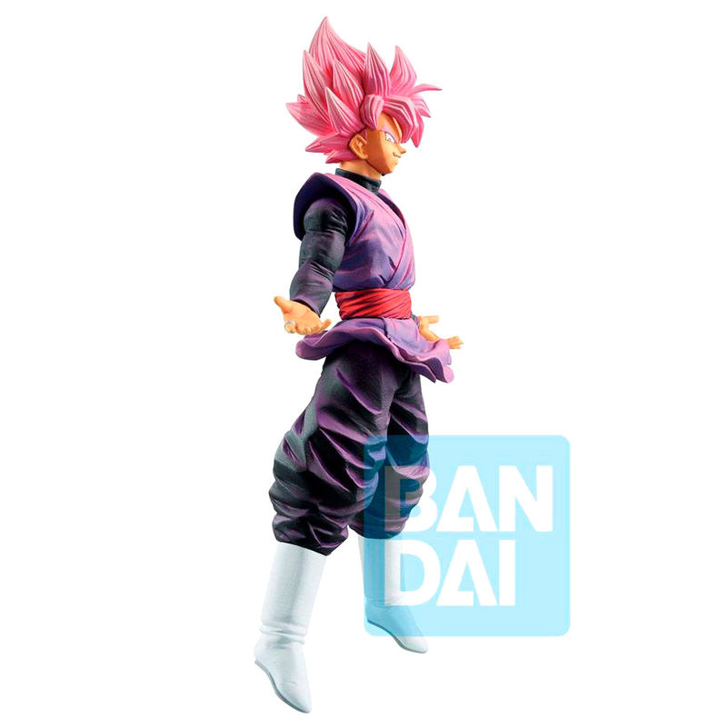 Figura Ichibansho Goku Black Rose Dokkan Battle Dragon Ball Z 20cm By Banpresto