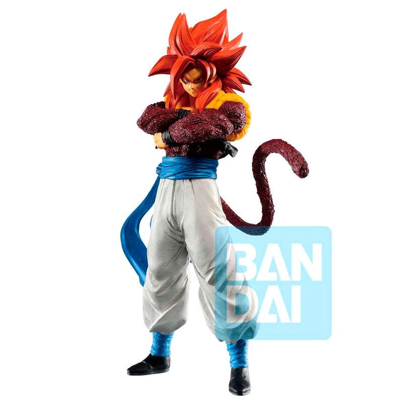 Figura Ichibansho SSJ 4 Gogeta Dokkan Battle Dragon Ball Z 20cm By Banpresto