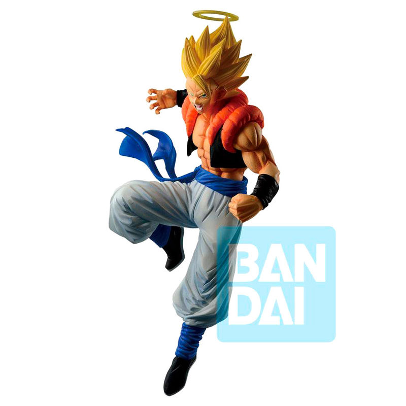 Figura Ichibansho Gogeta Dokkan Battle Dragon Ball Z 20cm By Banpresto