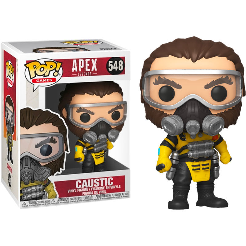 Figura POP Apex Legends Caustic