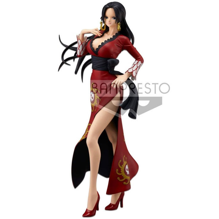 Figura Boa Hancock One Piece Movie Glitter & Glamourss B