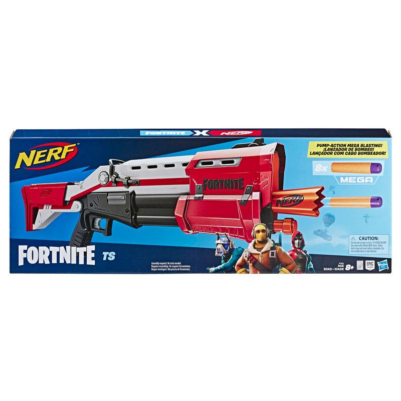 Lanzador Bombeo Fortnite Nerf