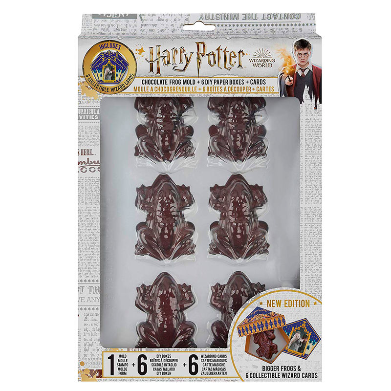 Molde rana Harry Potter New Edition