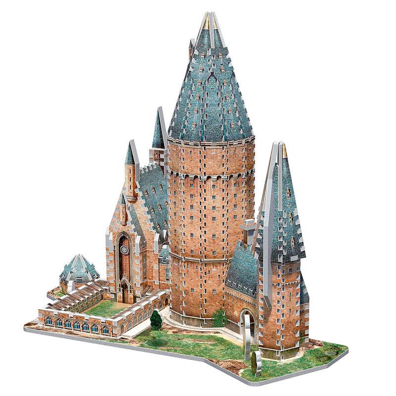 Puzzle 3D Gran Comedor Harry Potter (3)