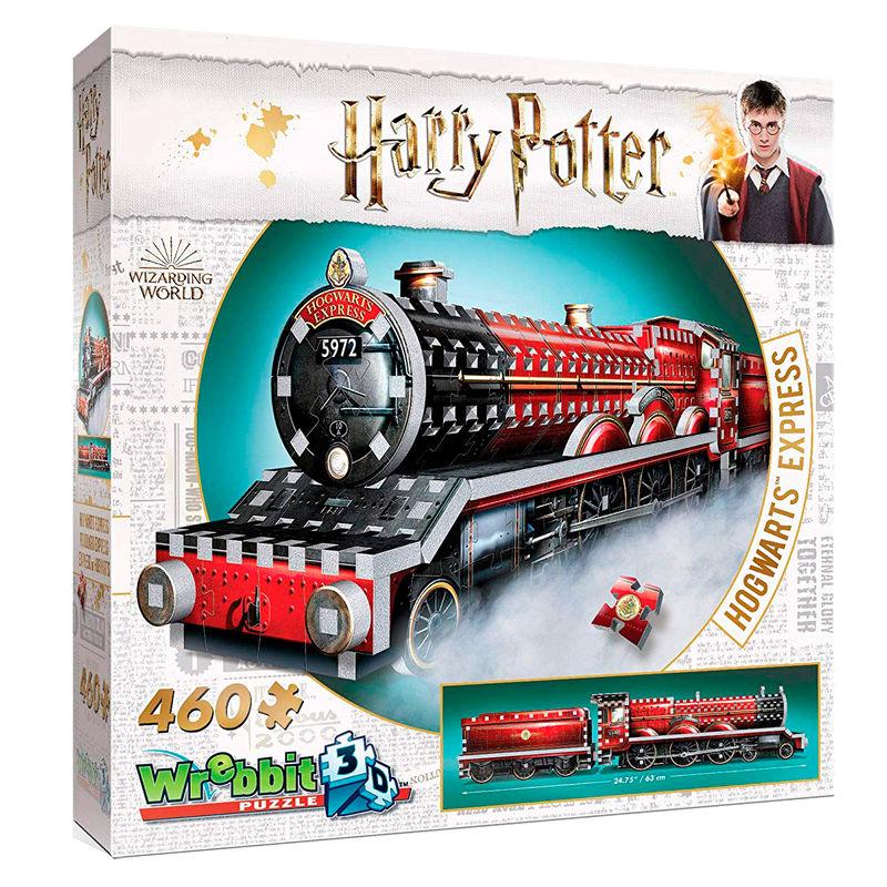 Puzzle 3D Expreso de Hogwarts Harry Potter
