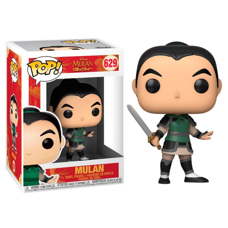 Funko POP o Figura POP Disney Mulan como Ping