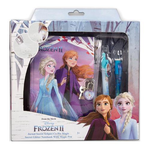Disney/'s Frozen Secret Diary with Pencil