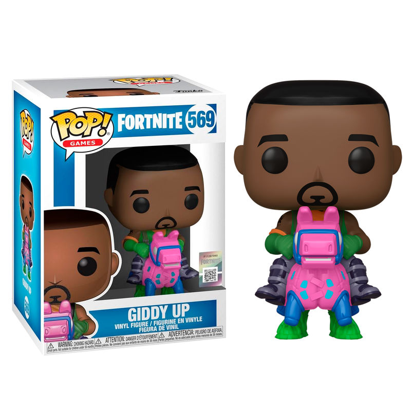 Funko POP o Figura POP Fortnite Giddy Up