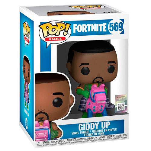 Figura POP Fortnite Giddy Up