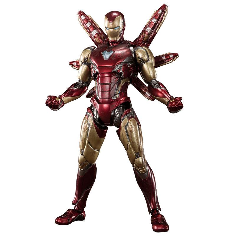 Figura Iron Man MK-85 Batalla Final Endgame Vengadores Avengers Marvel 16cm