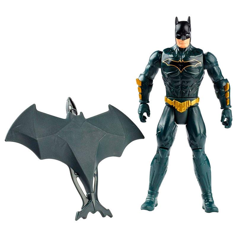 Figura Batman DC Comics Liga de la Justicia de Mattel