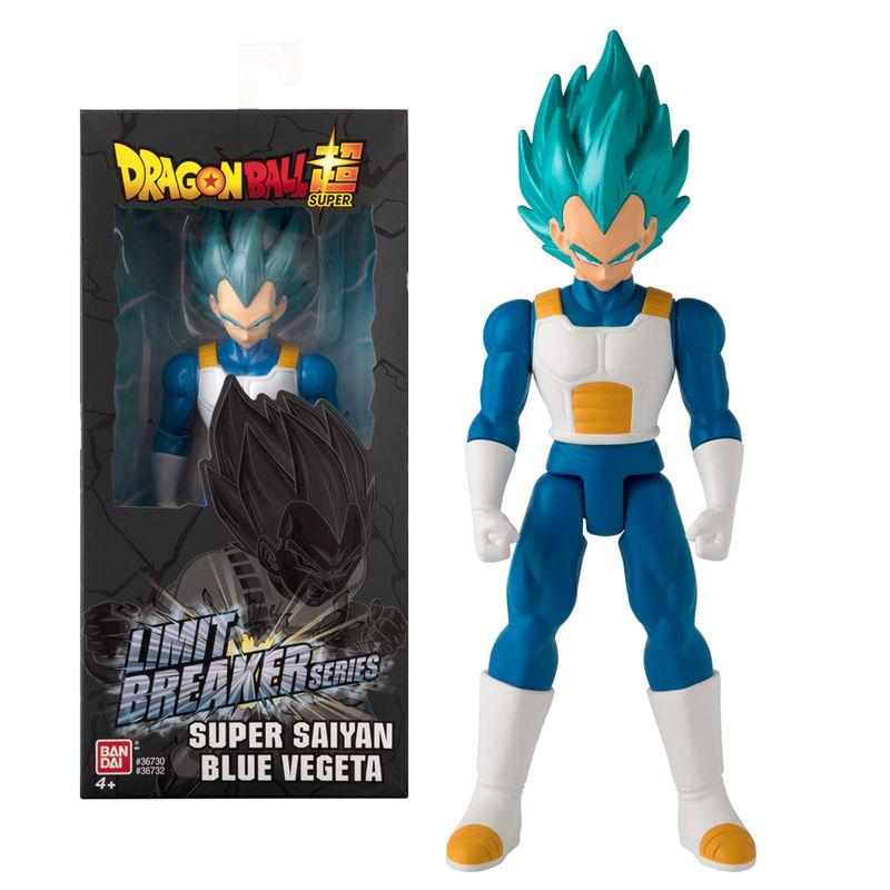 Figura Super Saiyan Blue Vegeta Dragon Ball Super