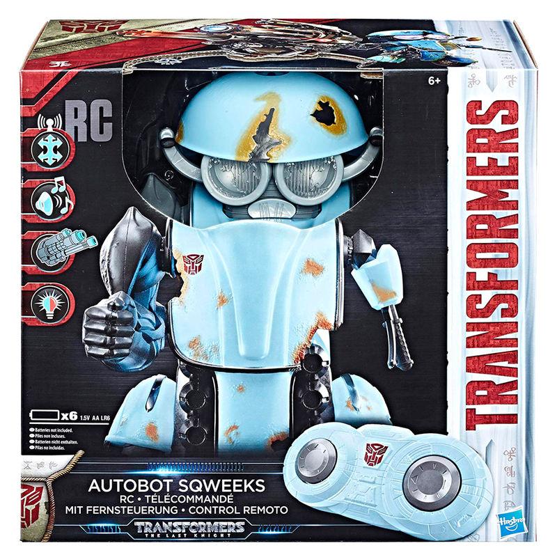 Autobot Sqweeks Transformers radio control