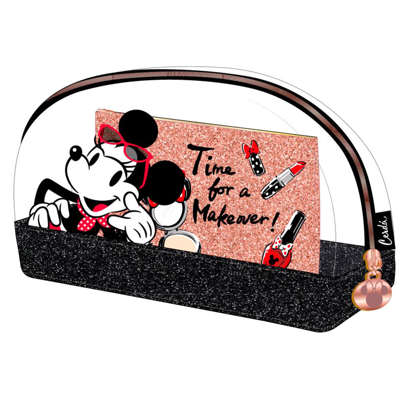 Neceser aseo viaje Minnie Disney