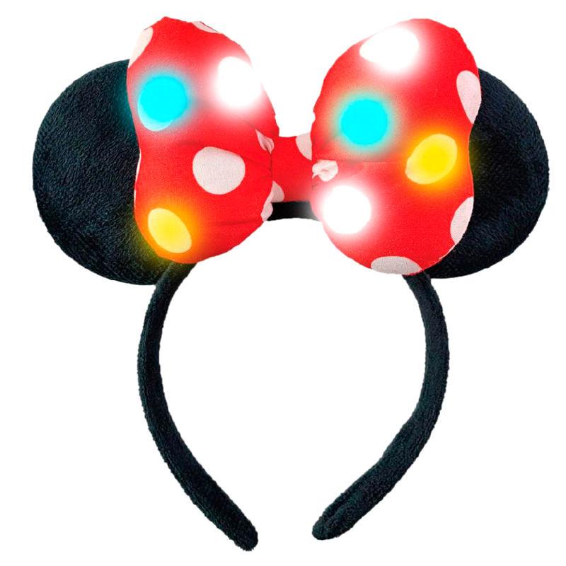 Diadema luz Minnie Disney 8427934288878