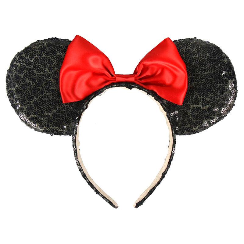 Diadema premium lentejuelas Minnie Disney 8427934288960