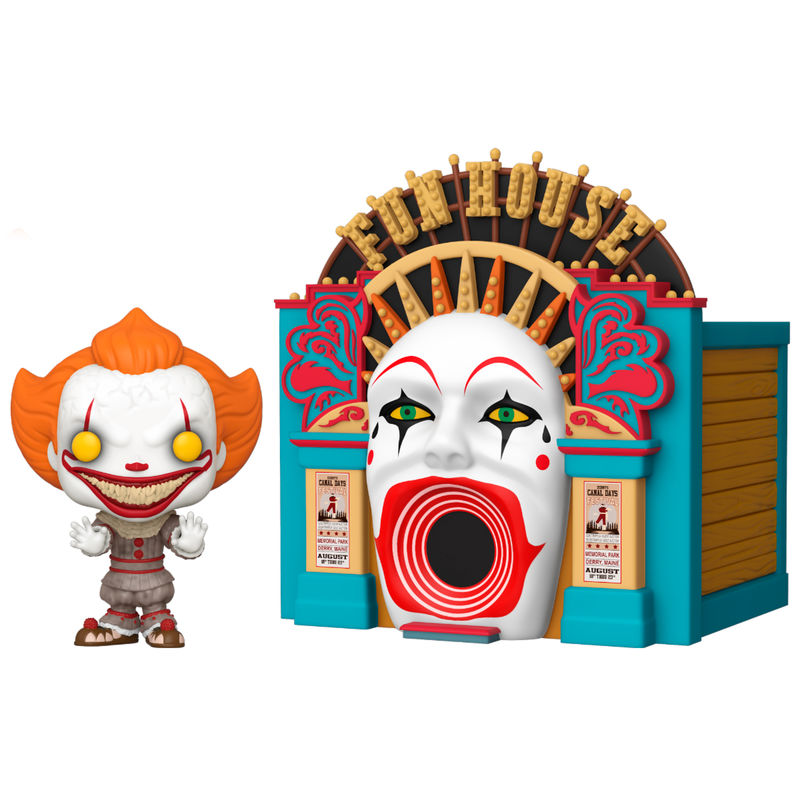Funko POP o Figura POP IT 2 Pennywise Without Make Up
