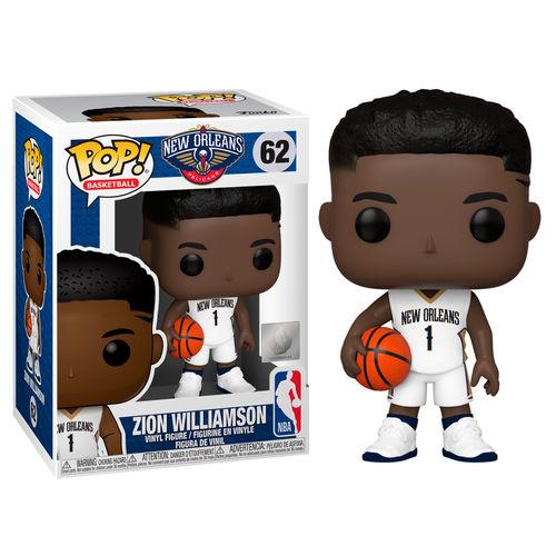 Pop Figure Nba New Orleans Pelicans Zion Williamson