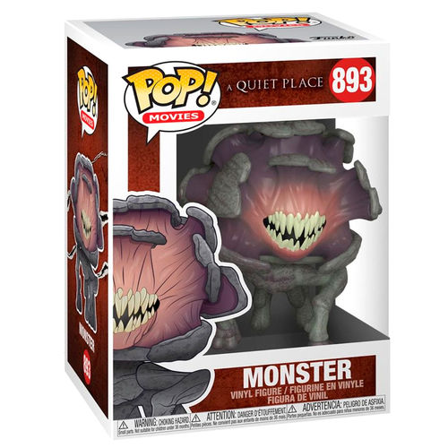 Figura POP Un Lugar Tranquilo Monster