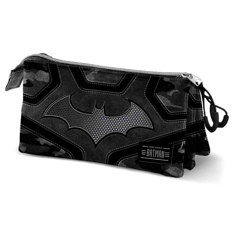 Portatodo Batman DC Comics triple Negro
