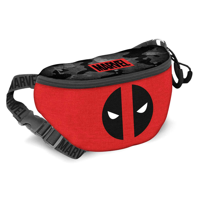 Riñonera Deadpool Marvel Roja