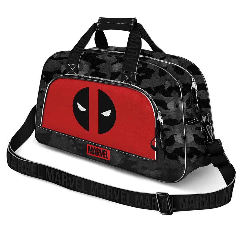 Bolsa deporte Deadpool Marvel 45cm