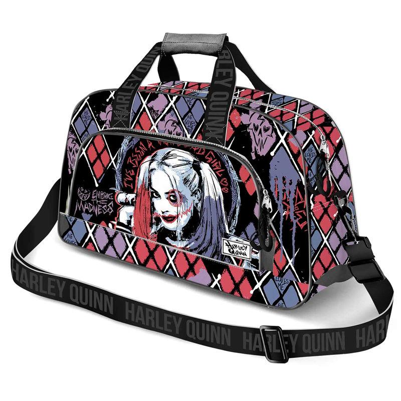 Bolsa deporte Harley Quinn DC Comics 45cm