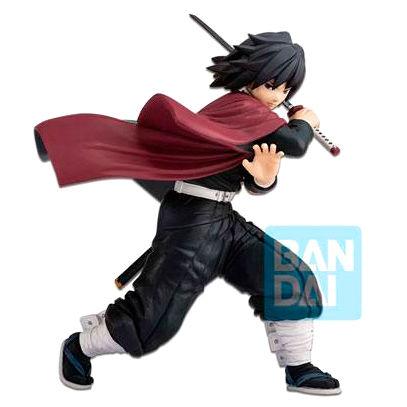 Figura Giyu Tomioka The Second Demon Slayer Kimetsu no Yaiba 15cm 4983164162493