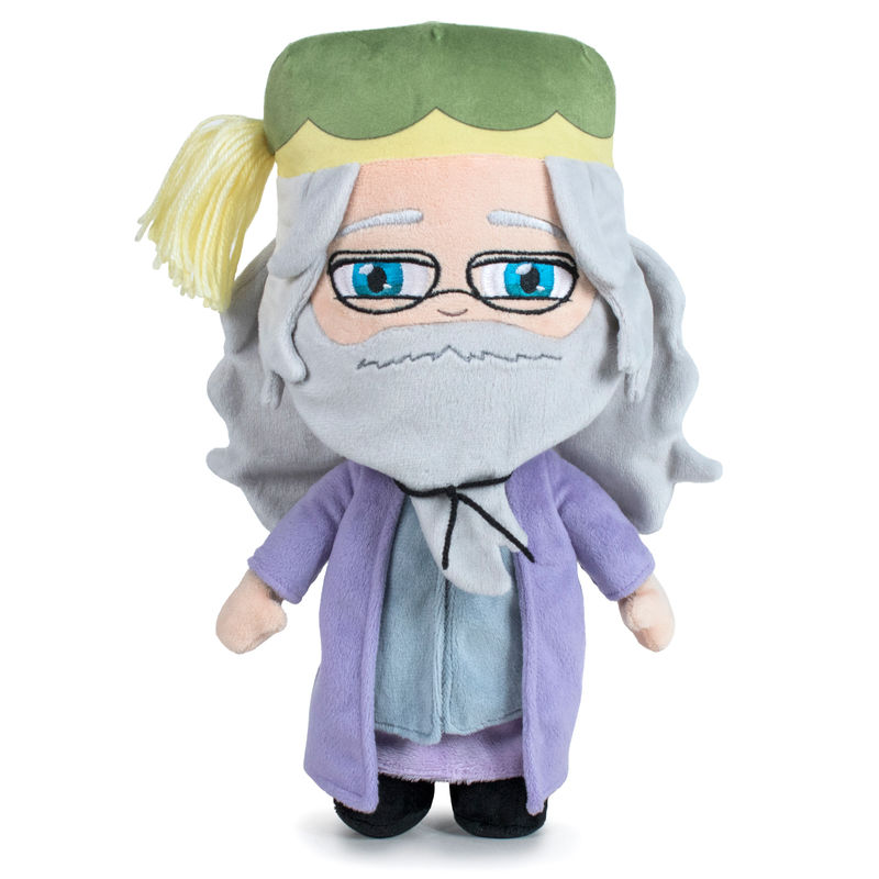 Peluche Dumbledore Harry Potter 45cm