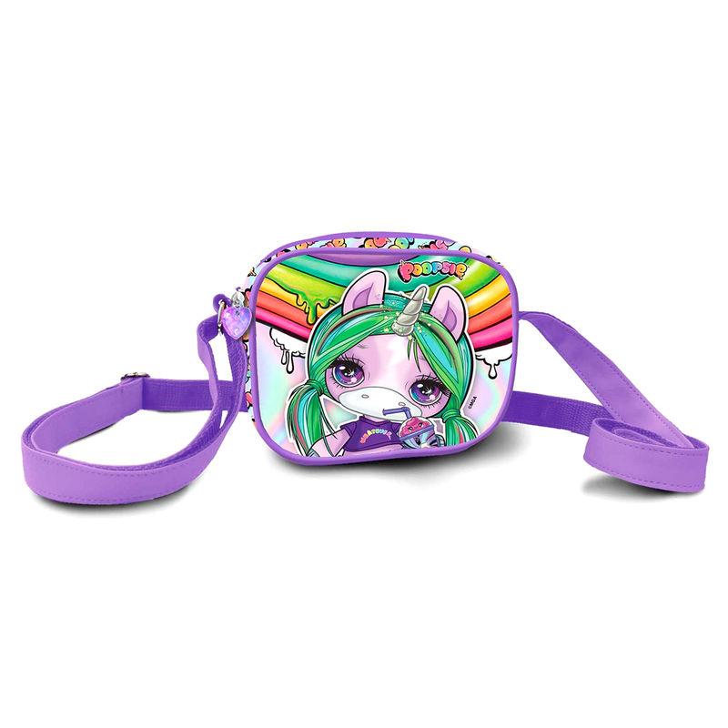Bolso 3D Unicorn Poopsie 8445118005349