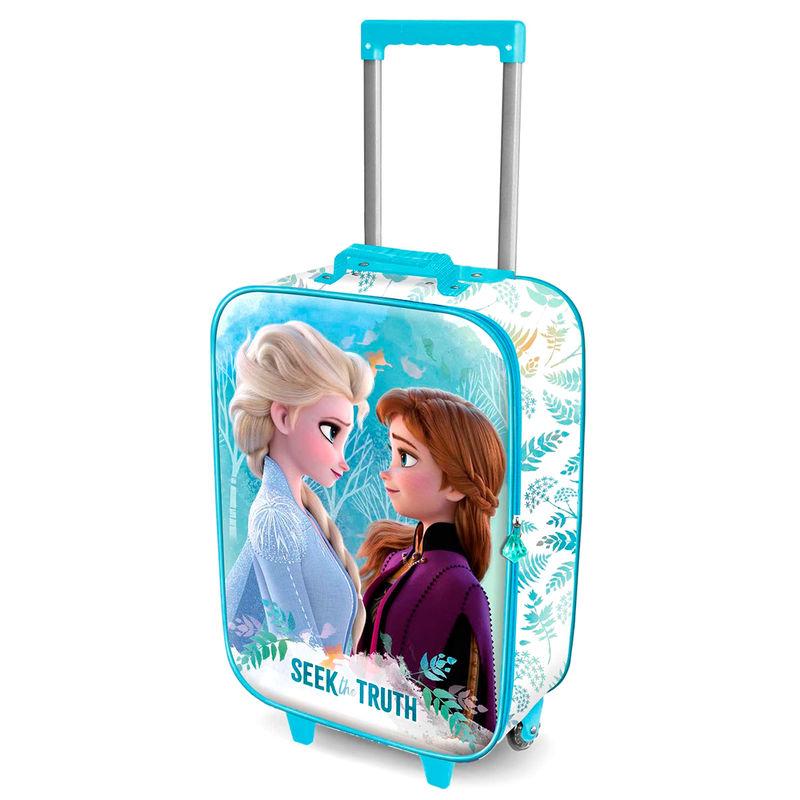 Maleta trolley 3D Frozen 2 Seek Disney 52cm