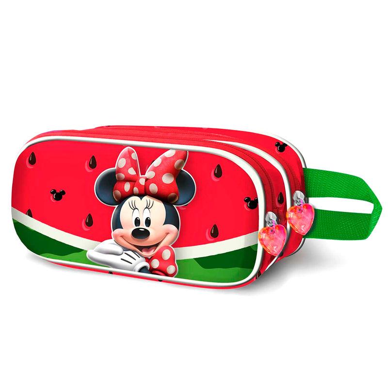Portatodo 3D Minnie Watermelon Disney doble