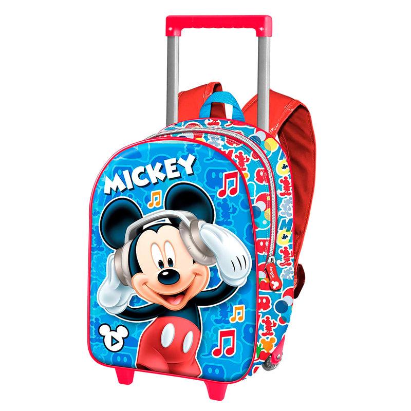 Trolley 3D Mickey Music Disney 38cm