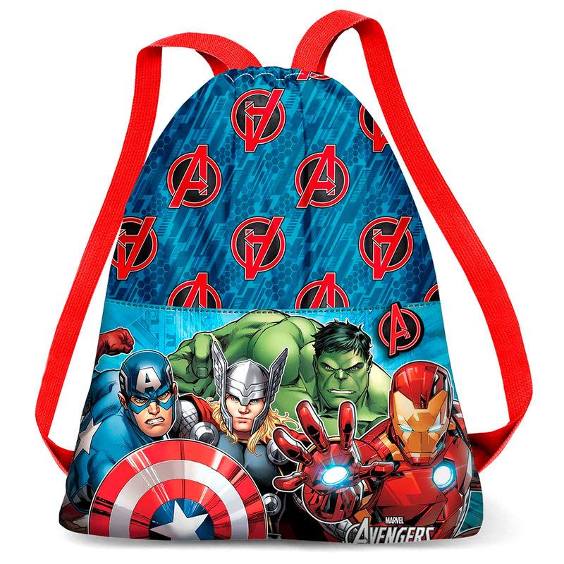 Saco Vengadores Avengers Marvel 41cm