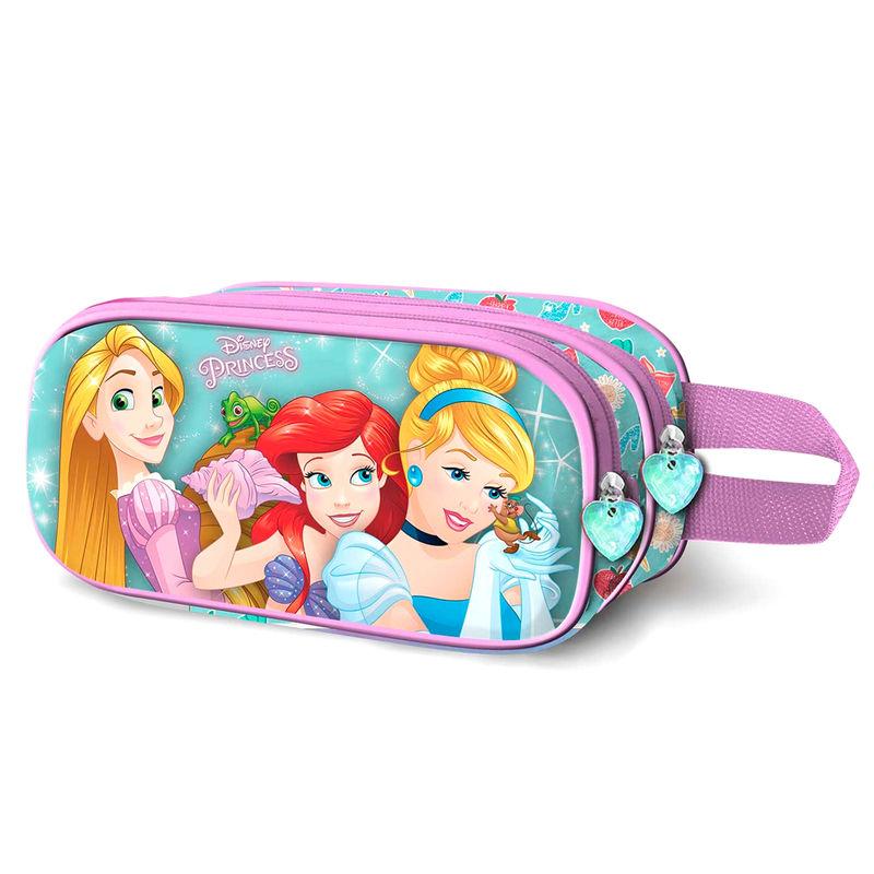 Portatodo 3D Princesas Disney doble