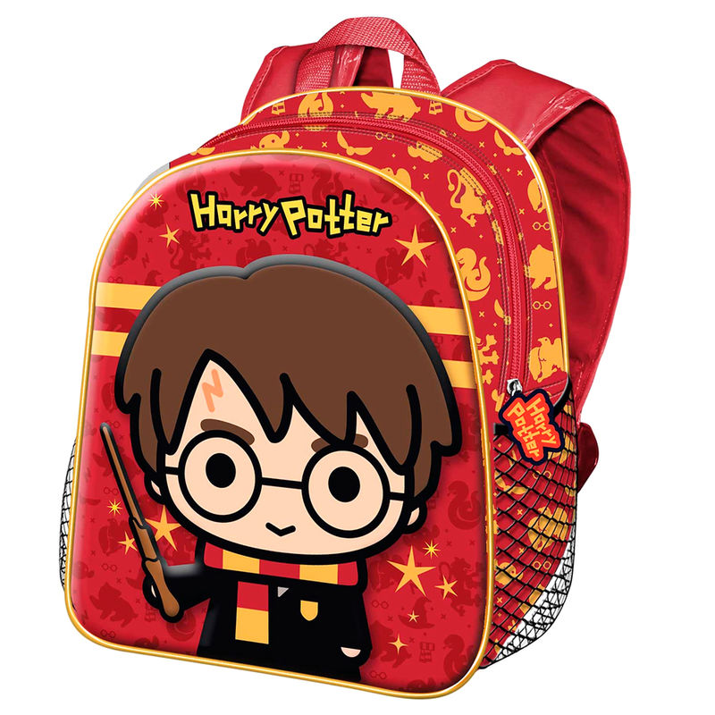 Mochila 3D Wand Harry Potter 31cm 8445118003208