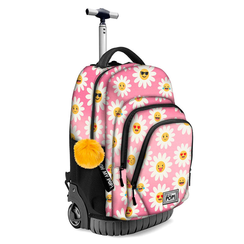 Trolley Oh My Pop Happy Flower 32cm