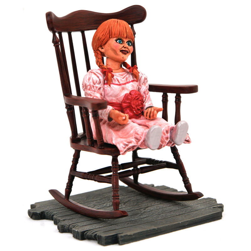 Estatua Annabelle The Conjuring Universe Horror Movie Gallery 23cm By Diamond Select