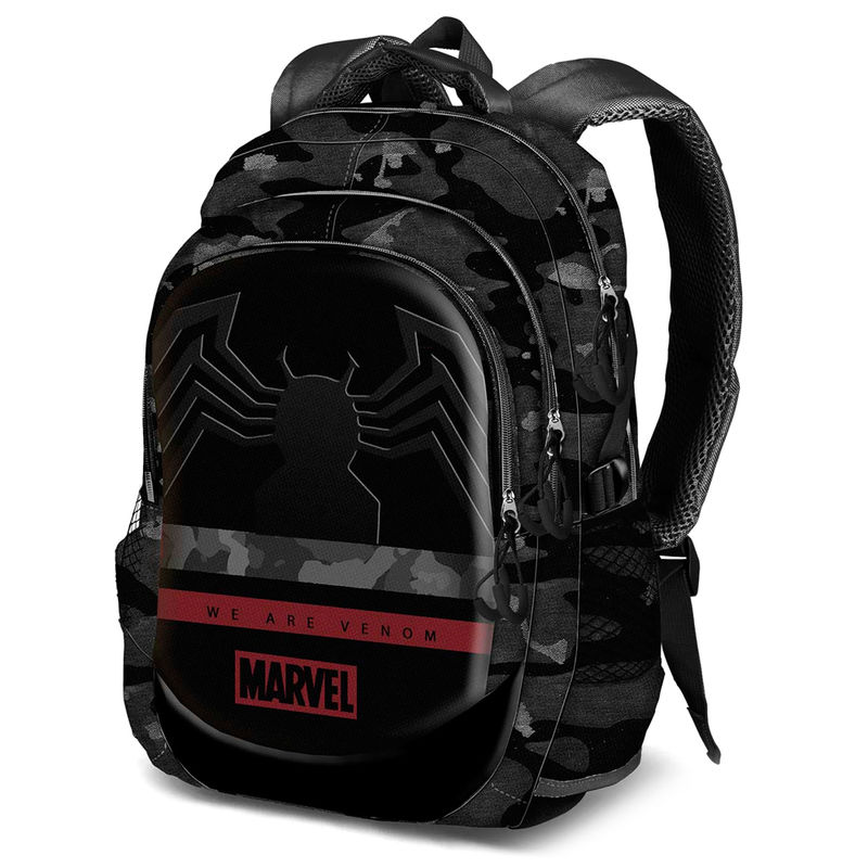 Mochila Premium Venom Monster Marvel 44cm