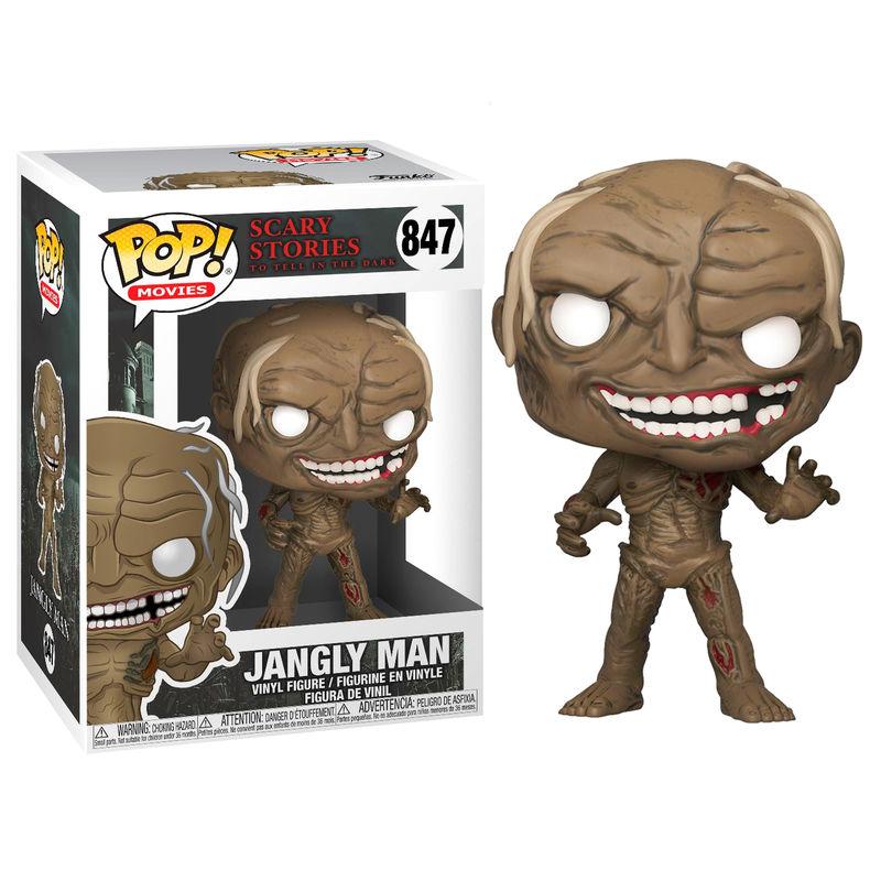 Funko POP o Figura POP Scary Stories Jangly Man