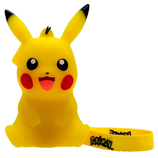Mini Lampara led 3D Pikachu Pokemon